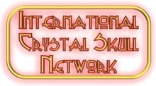 International Crystal Skull Network Logo